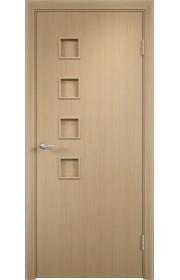 Двери Верда С-13 Беленый дуб ДГ