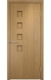 Двери Верда С-13 Светлый дуб ДГ