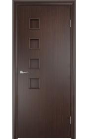 Двери Верда С-13 Венге ДГ