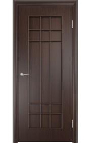 Двери Верда С-15 Венге ДГ
