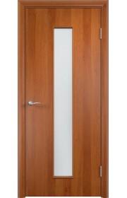 Двери Верда С-17 Груша Стекло Сатинато