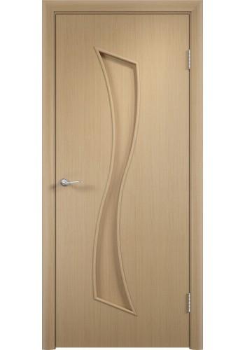 Двери Верда С-19 Беленый дуб ДГ