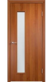 Двери Верда С-22 Груша Стекло Сатинато