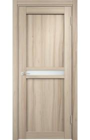 Двери Верда Ливорно 01 Капучино Стекло Сатинато Люкс