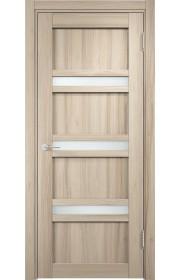 Двери Верда Ливорно 05 Капучино Стекло Сатинато Люкс