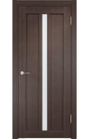 Двери Верда Флоренция 27 Венге Стекло Сатинато Люкс