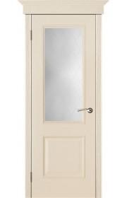 Двери Вист Версаль Патина Ваниль стекло Классик