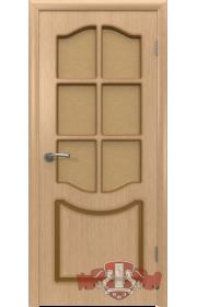 Двери ВФД Классика 2ДР1 светлый дуб Стекло