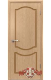 Двери ВФД Классика 2ДГ1 светлый дуб Глухая