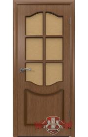 Дверь ВФД Классика 2ДР3 Орех