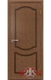 Двери ВФД Классика 2ДГ3 Орех Глухие