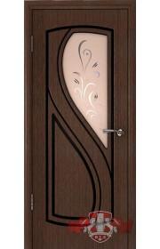 Двери ВФД Грация 10ДО4 Венге