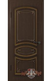 Двери ВФД Версаль 13ДГ4 Венге