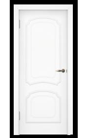 Двери Белоруссии Виктория Белая эмаль ДГ