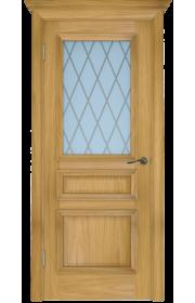 Двери Белоруссии Вена-2 Натуральный Дуб ДО