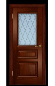 Двери Белоруссии Вена-2 Красное дерево ДО