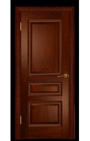 Двери Белоруссии Вена-2 Красное дерево ДГ