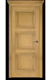 Двери Белоруссии Белла-3 Натуральный Дуб ДГ