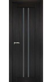 Двери Европан Техно 10 Темный венге