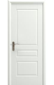 Двери Европан Лондон 1 Ral 9010 Белые