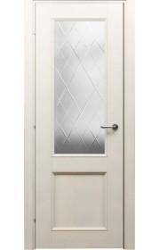 Дверь Краснодеревщик 33.24 CPL выбеленный дуб ДО