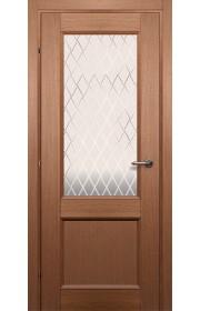 Дверь Краснодеревщик 33.24 CPL грецкий орех ДО