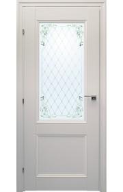 Дверь Краснодеревщик 33.24 Белый