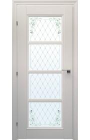 Дверь Краснодеревщик 33.40 Белая