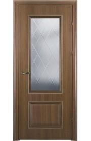 Дверь Краснодеревщик 20.24 CPL темный орех ДО