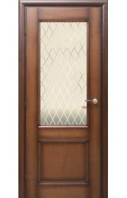 Дверь Краснодеревщик 33.24 Кофе