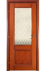 Дверь Краснодеревщик 33.24 Бразильская груша