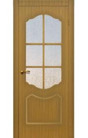 Дверь Матадор Пандора орех ДО(штапик)