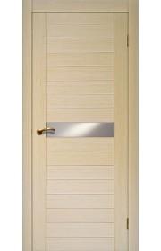 Дверь Матадор Руно беленый дуб ДО(1 стекло)