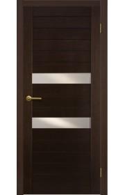 Дверь Матадор Руно венге ДО(2 стекла)