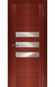 Дверь Матадор Руно макоре ДО(3 стекла)