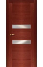 Дверь Матадор Руно макоре ДО(2 стекла)
