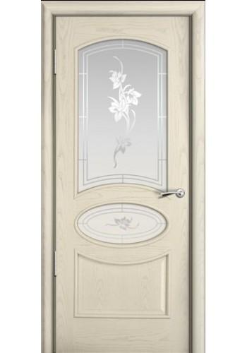 Двери Мильяна Рим Ясень жемчуг Стекло Рим