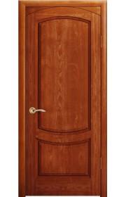 Дверь Океан Лувр Красное дерево ДГ