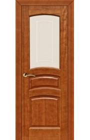 Дверь ПМЦ 16 ДОФ темный лак ДО