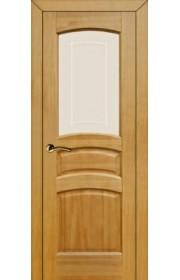 Дверь ПМЦ 16 ДОФ светлый лак ДО