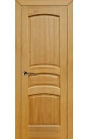 Дверь ПМЦ 16 ДГФ светлый лак ДГ