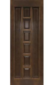 Двери ПМЦ М 11 Темный лак Глухие
