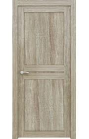 Двери Убертюре 2109 Велюр Серый ДГ