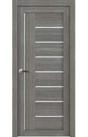 Двери Убертюре 2110 Велюр Графит