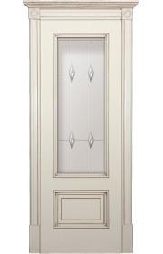 Двери Халес Йорк Античное золото ДО