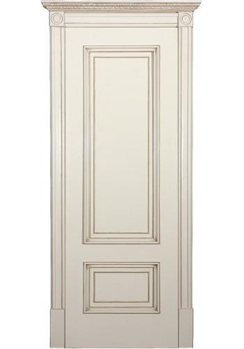 Двери Халес Йорк Античное золото ДГ