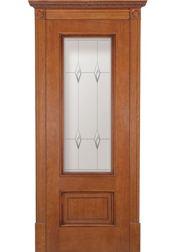 Двери Халес Йорк медовый дуб ДО