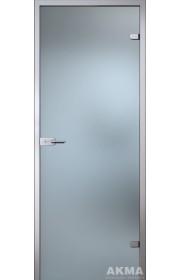 Дверь стеклянная Акма Light Матовая бесцветная