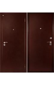 Дверь Дива С-501 Металл - Металл