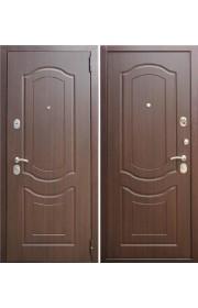 Дверь Зетта Комфорт 3 Б1 F022 Темный орех -Темный орех